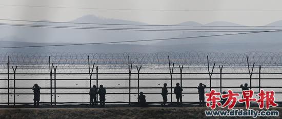 三八线上的韩国人:朝鲜威胁伎俩用了太多次 谁