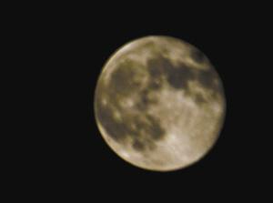 拍月亮参数_如何拍月亮