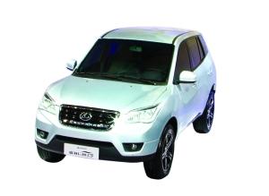 预计上市时间:2013年8月   猎豹飞腾c5延续了猎豹   汽车 高清图片