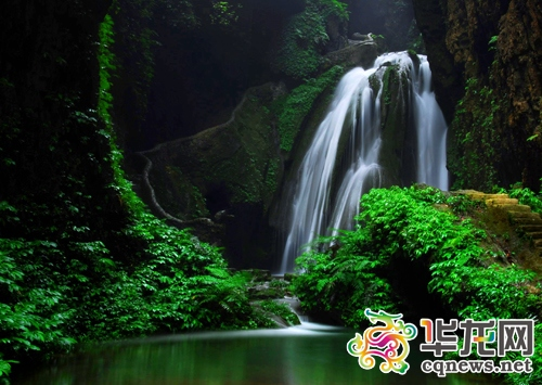 贵州红果树瀑布