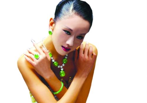 舞蹈艺术家杨丽萍