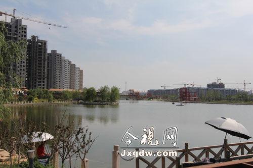滨州市秦皇河公园