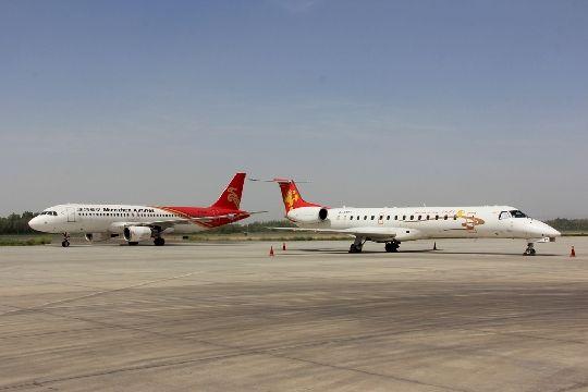 12时10分,zh9583成都到乌鲁木齐航班备降克拉玛依机场,14点40分,mu