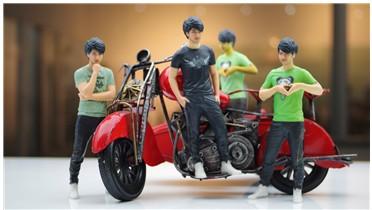3d之家公益站 100%还原 首家完美3D打印店落户上海