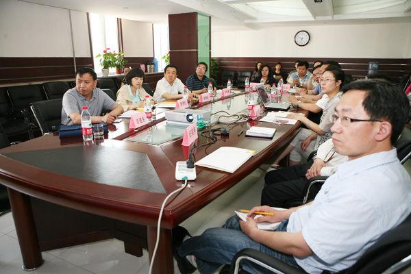 杨增武书记就医疗机构建设到太原市中心医院、
