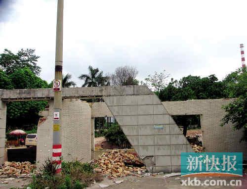 ■昊天化工厂厂区已拆除。
