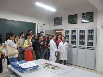 云南经济管理职业学院在沪建立实训学院图片