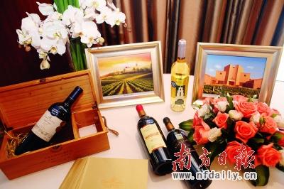 长城葡萄酒入选世界十大葡萄酒品牌
