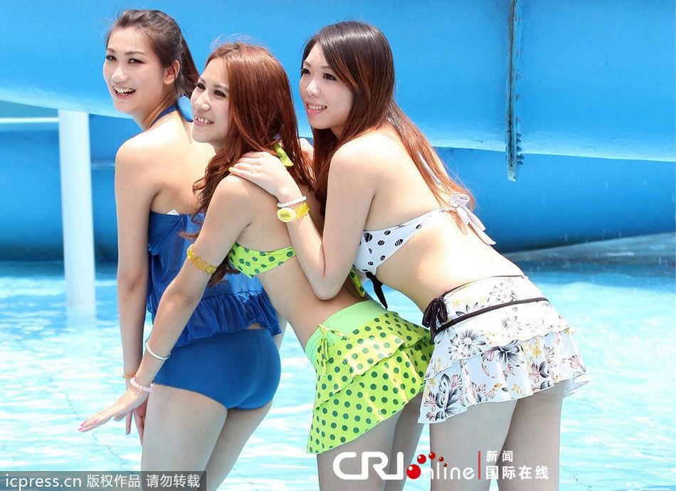 比基尼美女制造重庆最高温