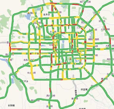 北京8环最新规划图