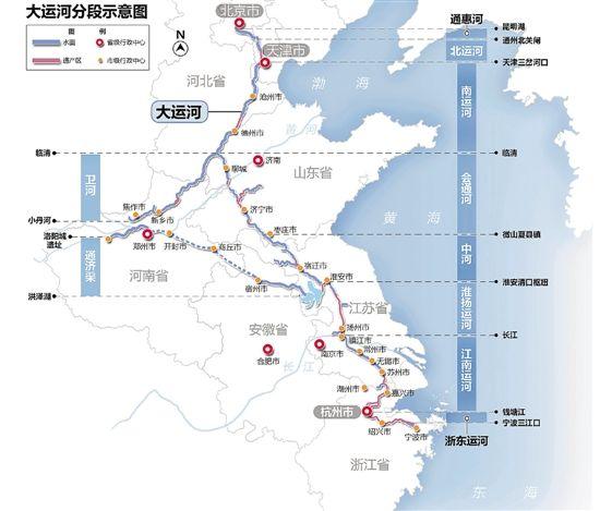 京杭大运河嘉兴段的保护和申遗