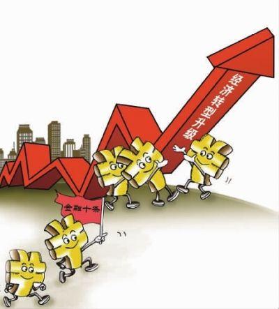 支持经济结构调整转型升级