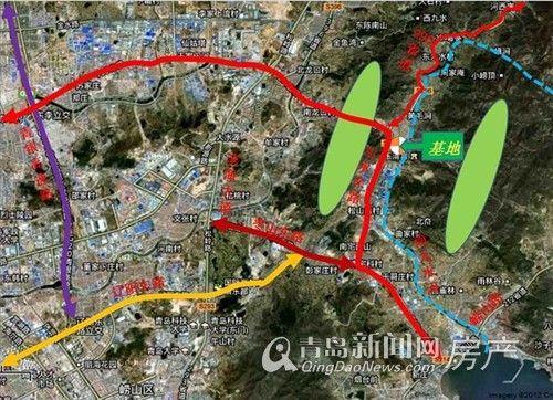 汉河社区村庄改造新规划问世 容纳人口近万 配套设施一应俱全