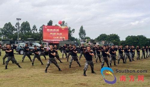 广州军区直属部队_广州军区第一直属医院_兰州军区女子特种部队