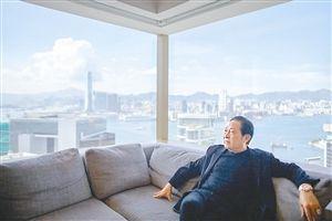 王林在香港酒店的图片。转自人民网src=