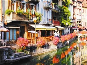 a田园幽静的欧洲田园攻略橙光游戏以爱之名小镇图片