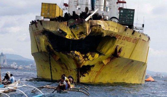 Филиппиныпаромкрушениеспасателиб