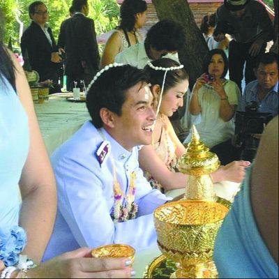 泰国花环制作方法图解