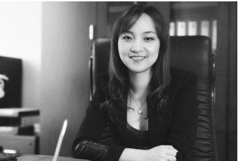 上海泛鑫保险代理公司总经理陈怡。图片来源:公司官网快照截屏