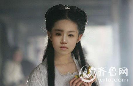 ]陈妍希小龙女遭吐槽
