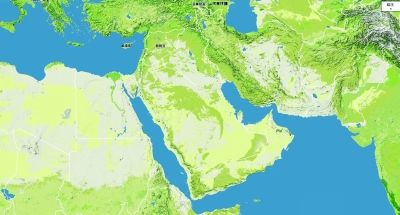 欧洲方面表示对介入美国在中东地区
