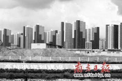广东省四会市凤凰半岛