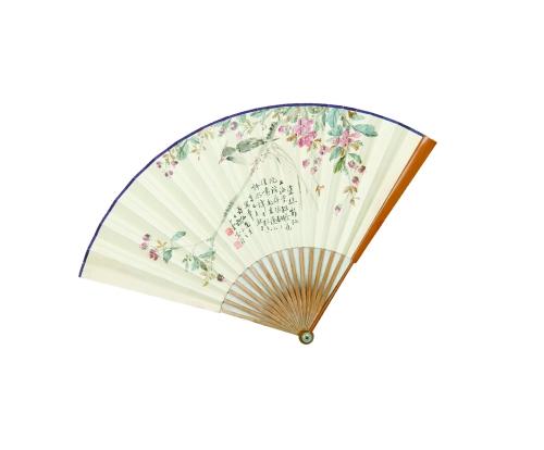 扇子折纸步骤图解