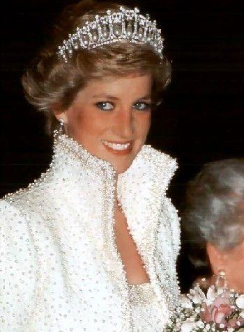 英国戴安娜王妃图片