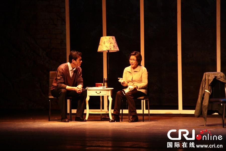 话剧《沙枣花香》将在京上演 讲述上海两代援疆人故事