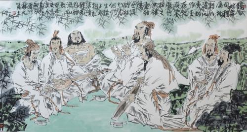 蒙利钦 名家 书画展9月29日隆重开幕