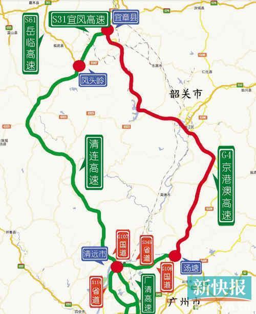 宜章县城区地图图片