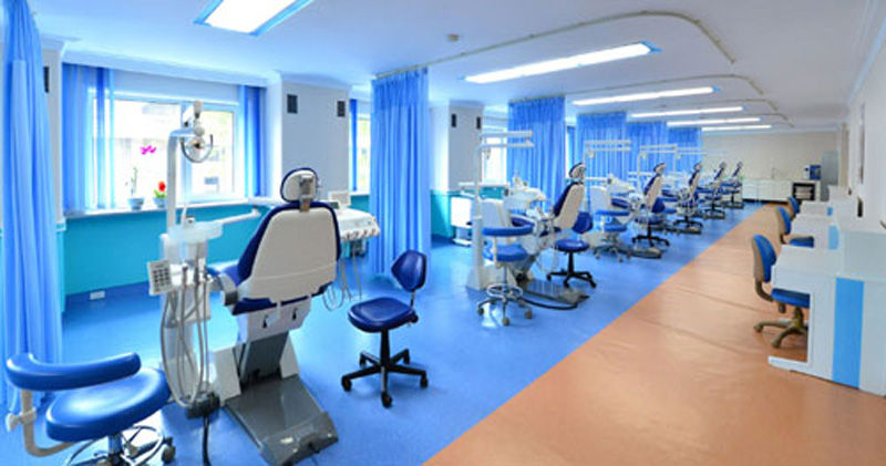 朝鲜玉流儿童医院开业
