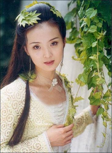 萧蔷王艳赵雅芝 古龙剧中的八大美女(图)