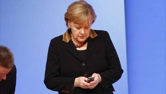 德国总理默克尔(Merkel)