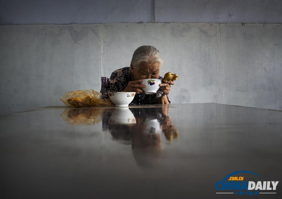 家门口的敬老院河北省肥乡县养老互助掠影小学金阳天台图片