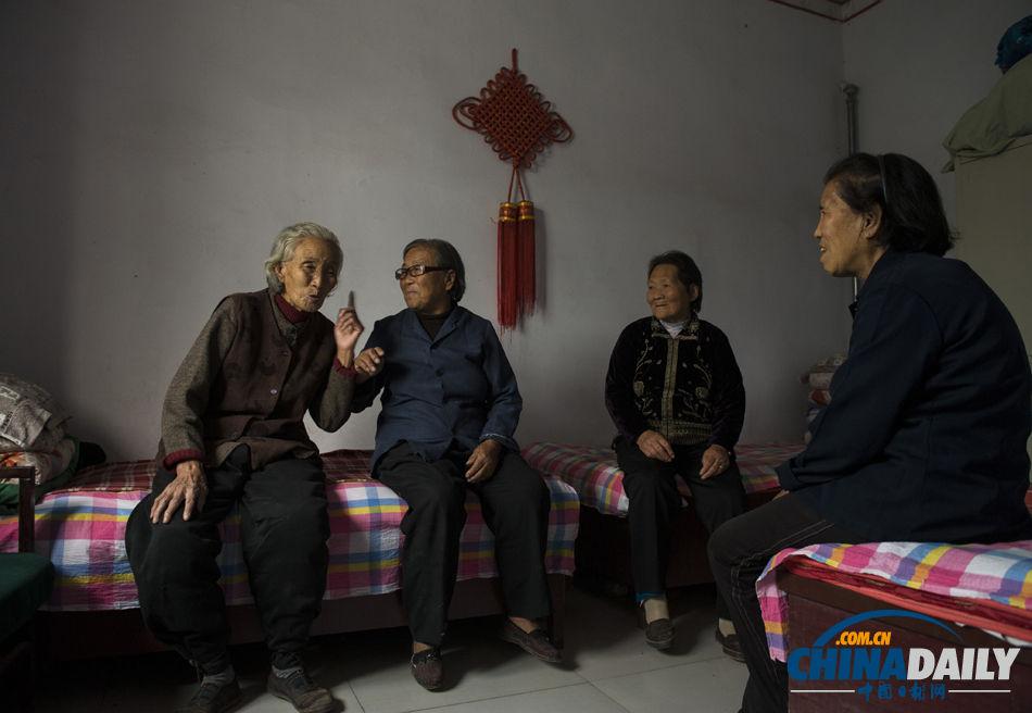 家门口的敬老院河北省肥乡县互助养老掠影小学英语外教一对一图片