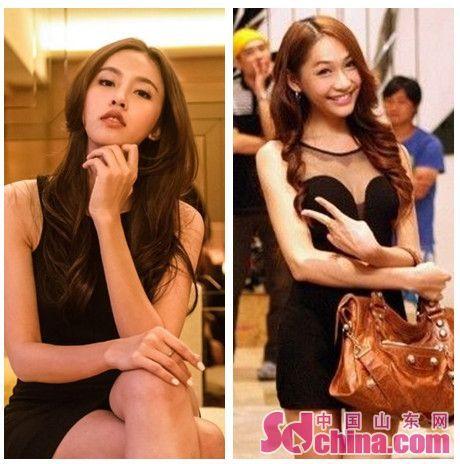 泰国最美变性人Poy与男友私照 PK泰囧最美人妖图片