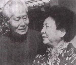 孙立人/【远征缅甸1988年恢复自由的孙立人与夫人张晶英在台中市向上路...