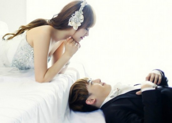 尼坤tiffany恋爱 再看 维尼夫妇 亲密瞬间只是梦高清图片