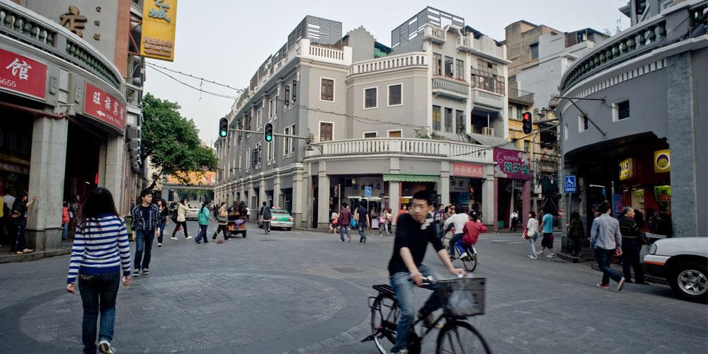 街道 街景 商业街