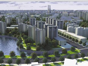 上海市北高新(南通)科技城