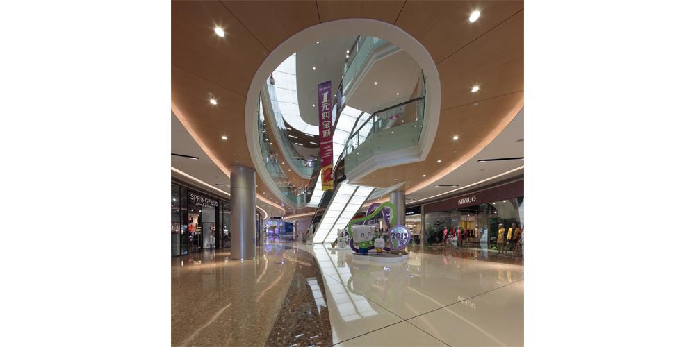 all city购物中心
