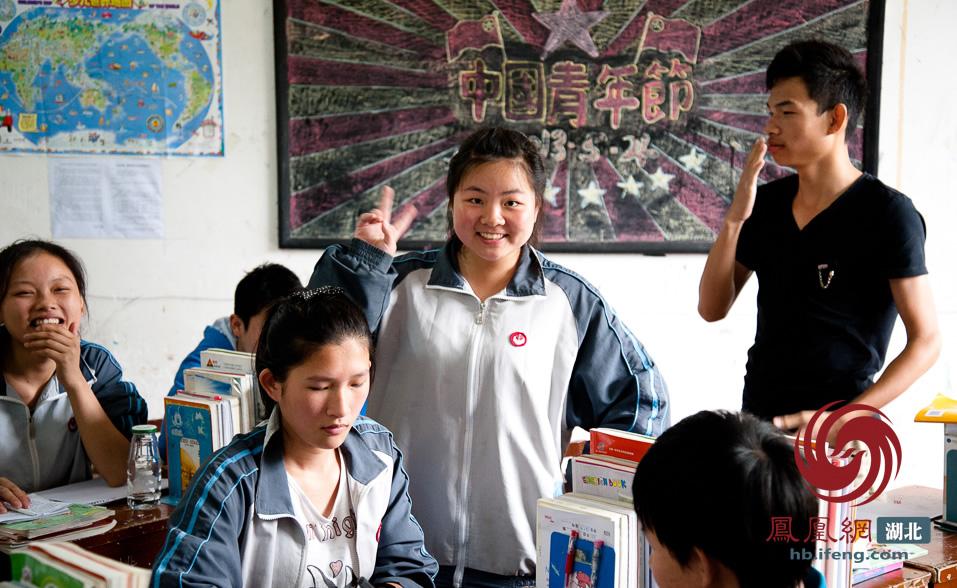 杨小玲从教近23年,使8名学生登上了中国残疾人艺术团