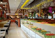 金博大   餐饮区
