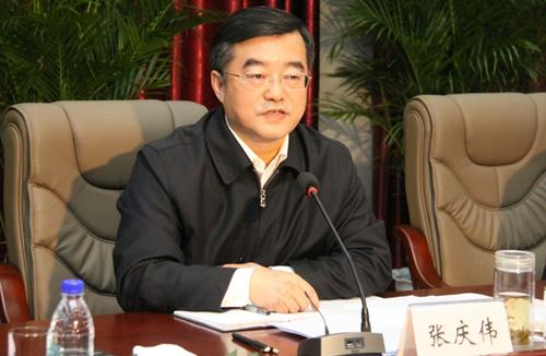 张庆伟:以大决心见大行动打赢环境治理攻坚战