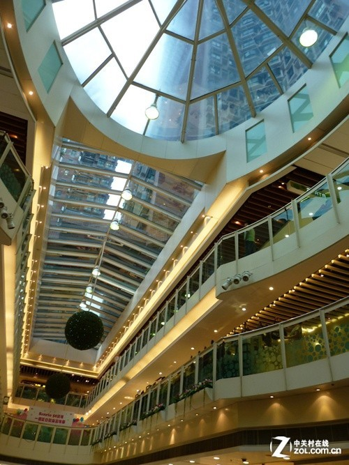美化广州 华艺LED入白云国际会议中心