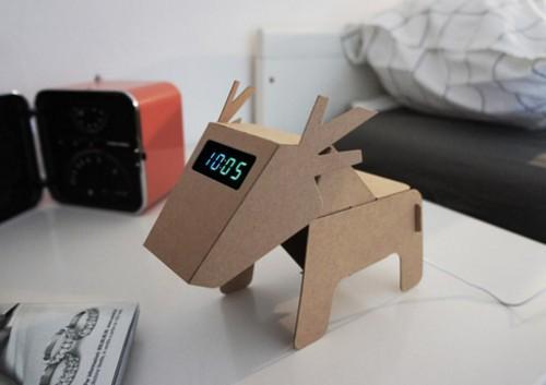 动物盒子手工制作图片