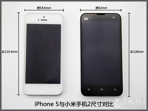 小米 厚度,小米2厚度和苹果5对比,小米M1厚度(第15页 ...