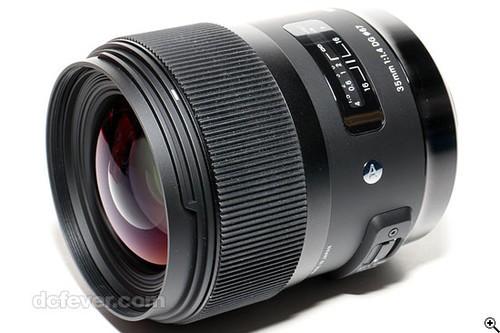 适马35mm f1.4 dg hsm镜头香港售价曝光
