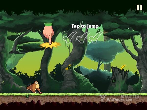 """美女""""的路线 只不过刻画了这只贪吃香蕉的猩猩"""